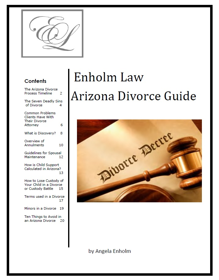 how to stop a divorce in arizona